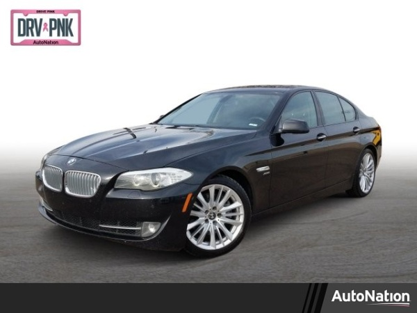 2011 BMW 5 Series 550i xDrive