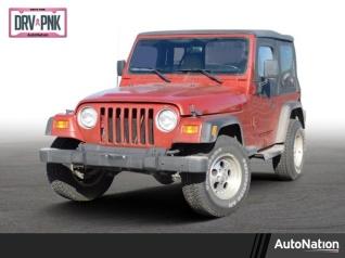 Used 1999 Jeep Wrangler Sport For Sale In Littleton, CO