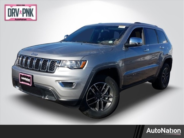 2020 Jeep Grand Cherokee in Littleton, CO