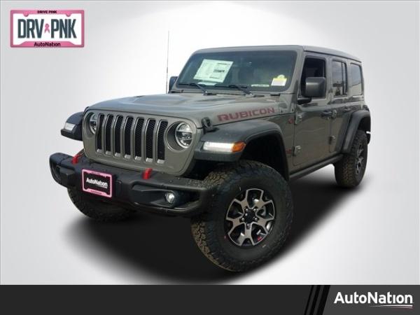 2020 Jeep Wrangler in Littleton, CO