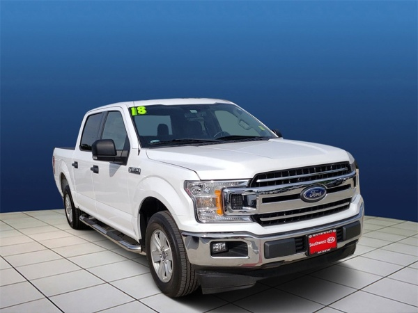 2018 Ford F-150 in Austin, TX