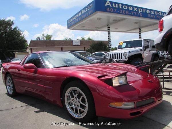 2004 Chevrolet Corvette in Orlando, FL