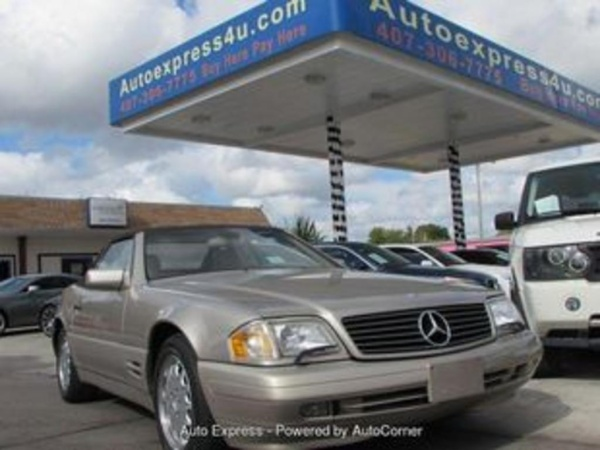 1997 Mercedes-Benz SL SL 320 Roadster For Sale in Orlando, FL | TrueCar