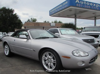 2002 Jaguar Xk8 Convertible For In Orlando Fl