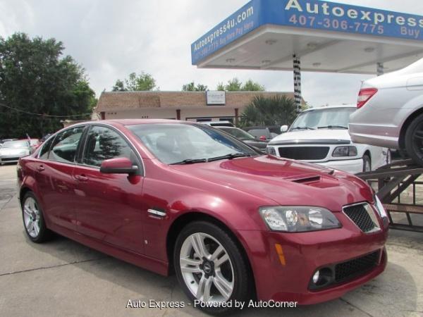 2009 Pontiac G8 in Orlando, FL