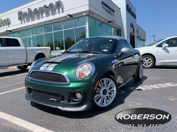 2012 Mini Cooper Coupe John Cooper Works For Sale In Salem Or Truecar