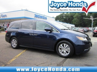 Used 2014 Honda Odyssey EX L For Sale In Denville, NJ