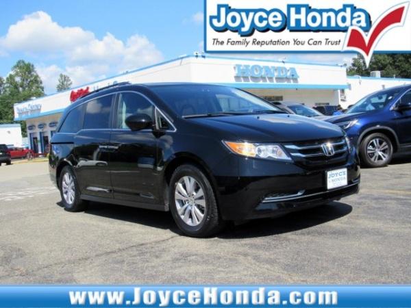2017 Honda Odyssey in Denville, NJ