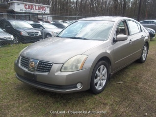 Used 2006 Nissan Maxima 3.5 SL Auto For Sale In Macon, GA