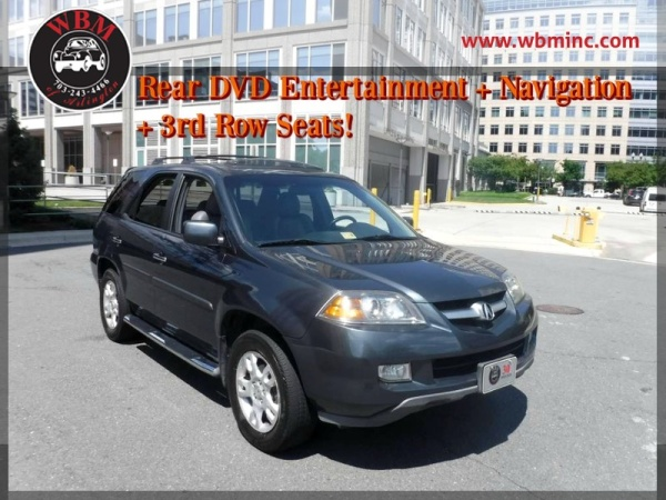 Used Acura MDX For Sale In Baltimore MD US News World Report - Used acura mdx for sale in maryland