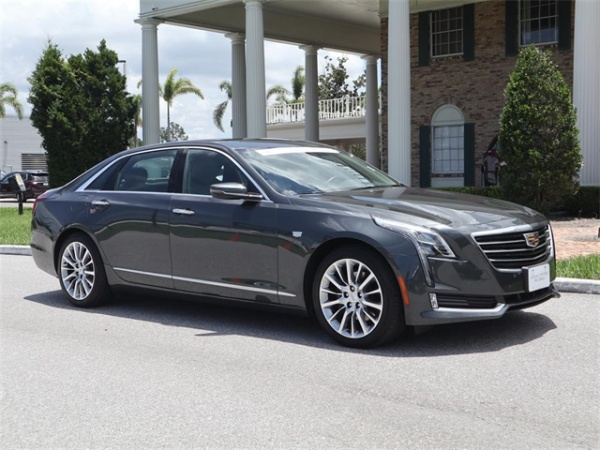2017 Cadillac CT6 in Clearwater, FL
