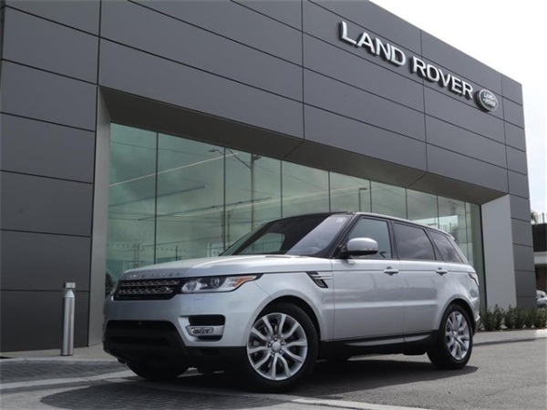 2016 Land Rover Range Rover Sport in Clearwater, FL