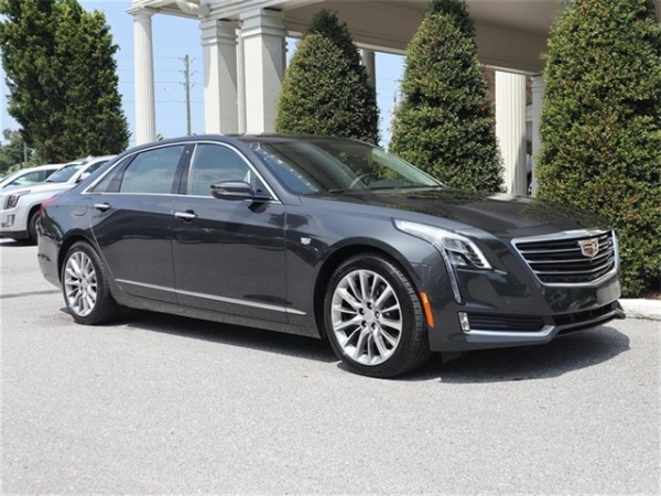 2016 Cadillac CT6 in Clearwater, FL
