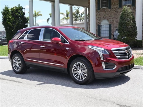 2017 Cadillac XT5 in Clearwater, FL