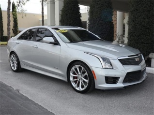 Used Cadillac Ats V For Sale Search 97 Used Ats V Listings Truecar