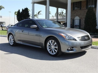 2017 Infiniti G G37 Journey Coupe Rwd Automatic For In Clearwater Fl