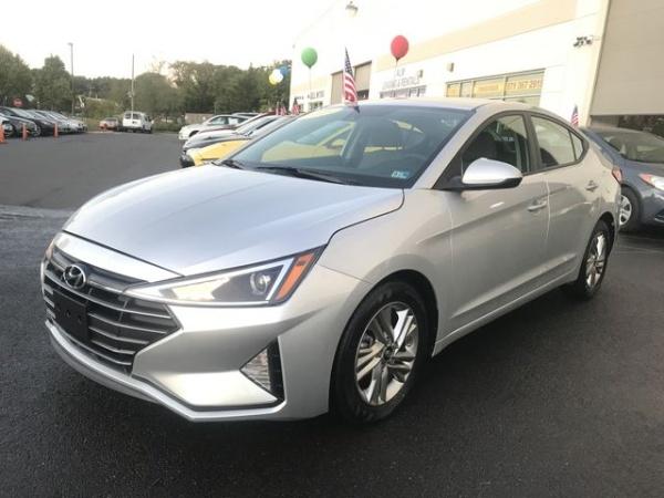 2019 Hyundai Elantra in Chantilly, VA
