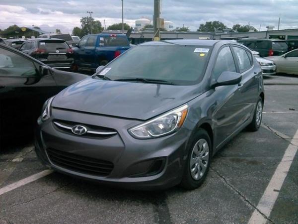 2017 Hyundai Accent in West Columbia, SC