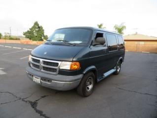 Used 2002 Dodge Ram Van for Sale | 2 Used 2002 Ram Van