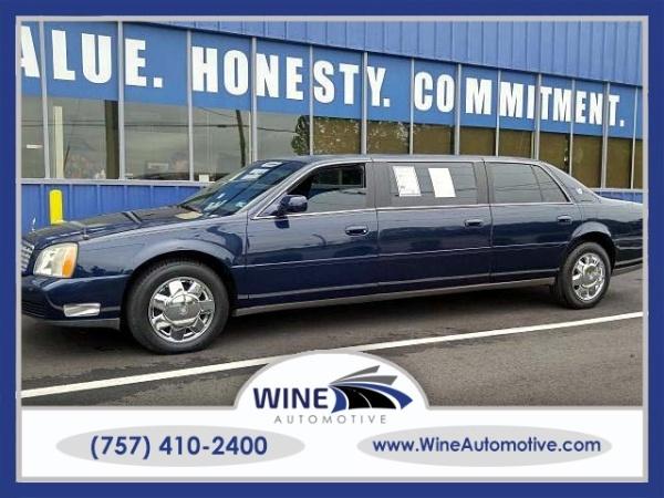 2001 Cadillac DeVille in Chesapeake, VA