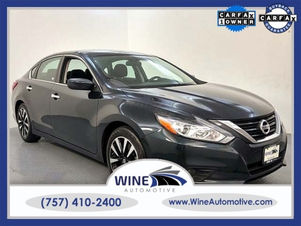 2018 Nissan Altima in Chesapeake, VA