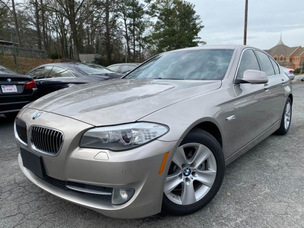 2013 BMW 5 Series in Marietta, GA