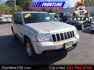 Nice Used 2010 Jeep Grand Cherokee Laredo 4WD For Sale In West Babylon, NY