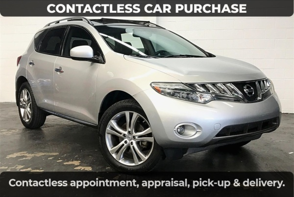2010 Nissan Murano in Walnut Creek, CA