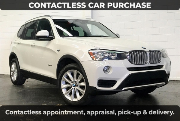 2017 BMW X3 in Walnut Creek, CA