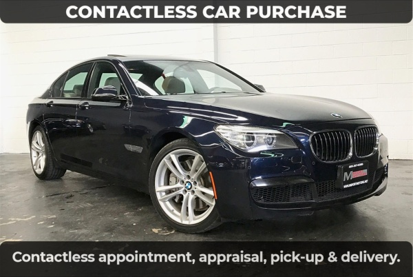 2013 BMW 7 Series in Walnut Creek, CA