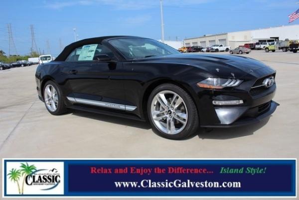 2019 Ford Mustang in Galveston, TX