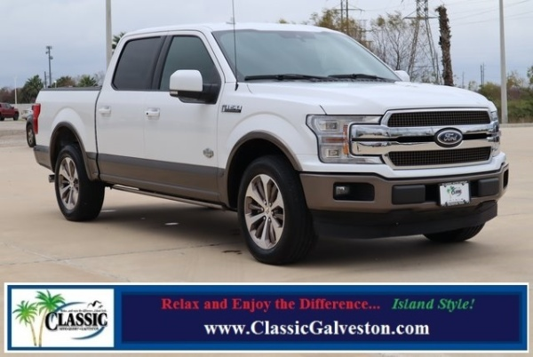 2019 Ford F-150 in Galveston, TX
