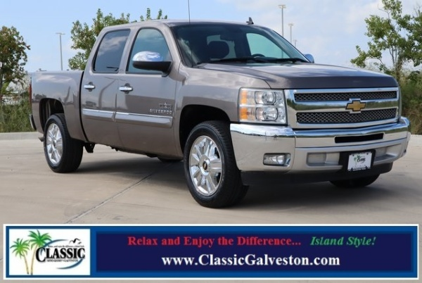 2012 Chevrolet Silverado 1500 in Galveston, TX