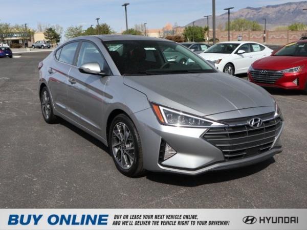 2020 Hyundai Elantra in Albuquerque, NM