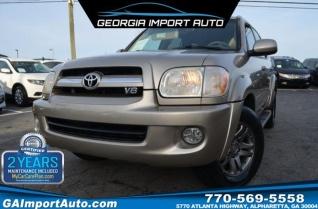 Used Toyota Sequoias For Sale In Atlanta Ga Truecar