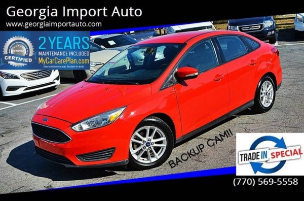 2015 Ford Focus in Alpharetta, GA
