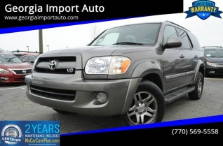 Used Toyota Sequoias for Sale | TrueCar