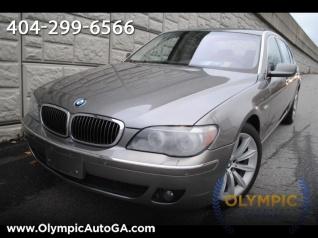 Used BMW 7 Series for Sale in Hiram, GA   TrueCar