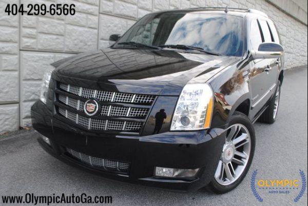 2014 Cadillac Escalade in Decatur, GA