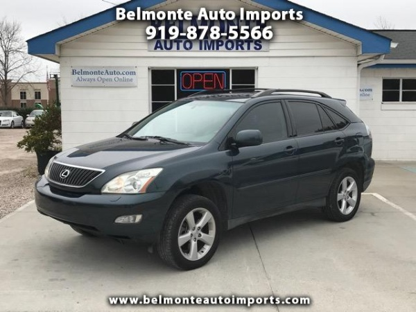 used lexus rx for sale in raleigh nc u s news world report. Black Bedroom Furniture Sets. Home Design Ideas