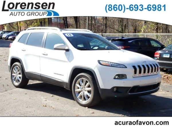 2014 Jeep Cherokee in Canton, CT