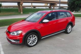 2019 Volkswagen Golf Alltrack Prices Incentives Amp Dealers
