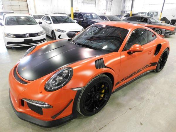 2016 Porsche 911 in Addison, TX