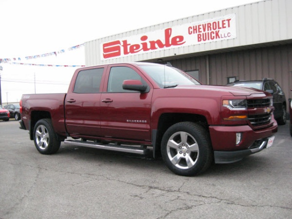 2017 Chevrolet Silverado 1500 in Clyde, OH