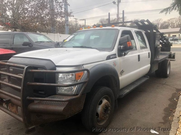 2011 Ford Super Duty F-450 XLT
