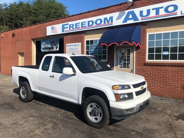 2011 Chevrolet Colorado WT