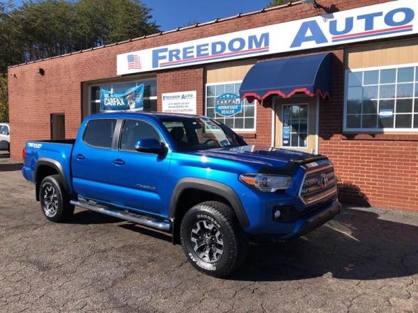 2016 Toyota Tacoma in Wilkesboro, NC