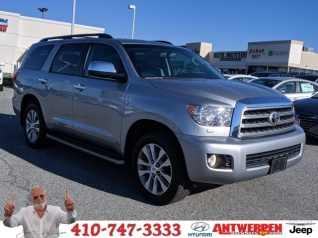 2016 Toyota Sequoia Limited 5 7l 4wd For In Catonsville Md