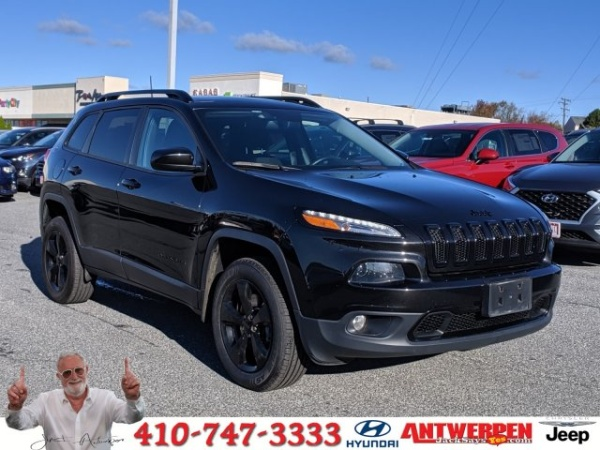 2016 Jeep Cherokee in Catonsville, MD