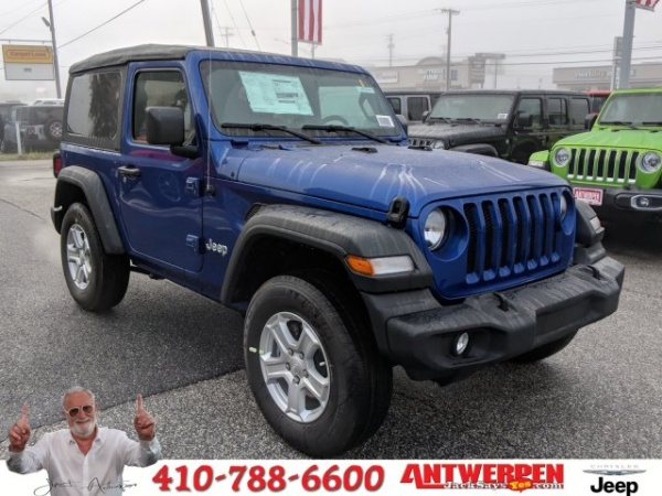 2018 Jeep Wrangler in Catonsville, MD